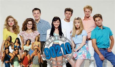 Vuelve a la pantalla  Beverly Hills, 90210  con su elenco ...