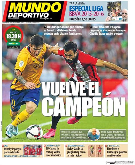 Vuelve el Barça campeón ante el Athletic, comienza la era ...