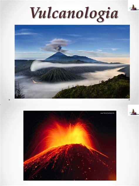 Vulcanologia.pdf | Vulcão | Tipos de Erupções Vulcânicas