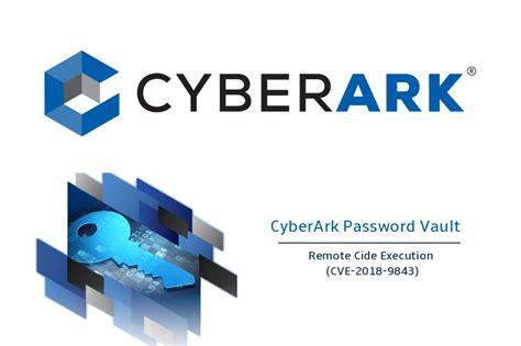 Vulnerability in CyberArk Enterprise Password Vault ...