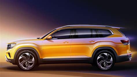 VW Atlas 2021: así será el nuevo gran SUV de Volkswagen ...
