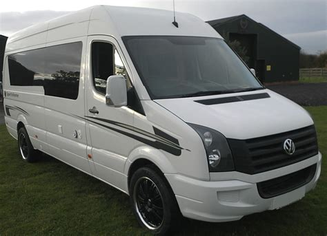 VW Crafter Race Van by HR Multisport | Paddock 42