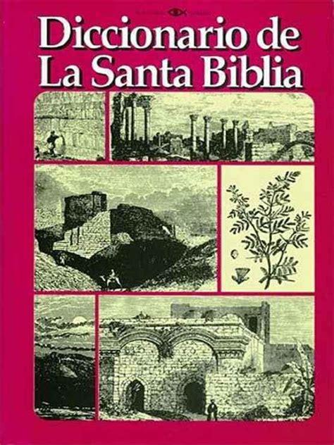 W. W. Rand   Diccionario de la Santa Biblia   Libros ...