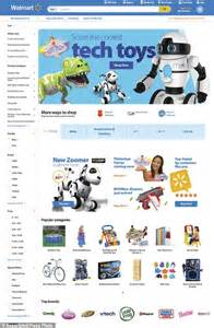 Wal Mart s website to personalize shopping   Daily Mail Online