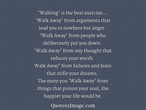 Walking is the best exercise   Wise   Quotes 2 Image