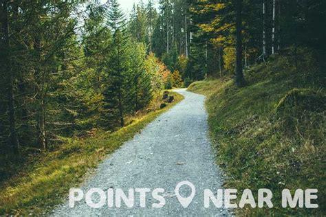 WALKING TRAILS NEAR ME   Points Near Me