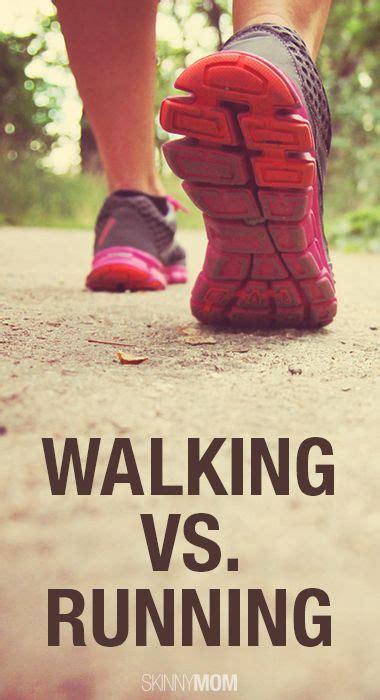 Walking vs. Running   Fruit sushi, Health and I am ...