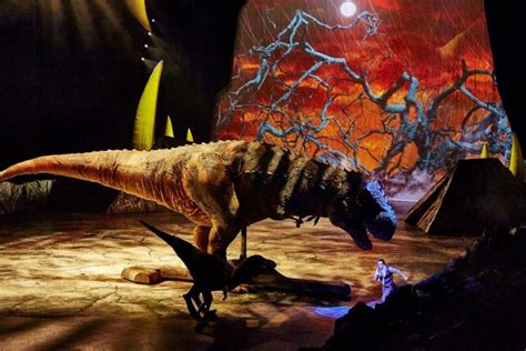 Walking with Dinosaurs Arena Tour | BBC Live Events | BBC ...