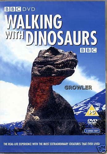 WALKING WITH DINOSAURS DVD   BBC TV SERIES CHILDREN DINO ...