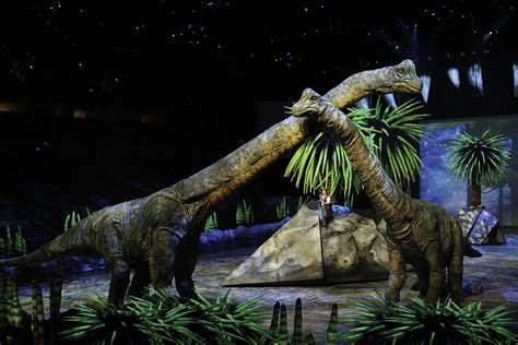 Walking With Dinosaurs @ O2 Arena   London