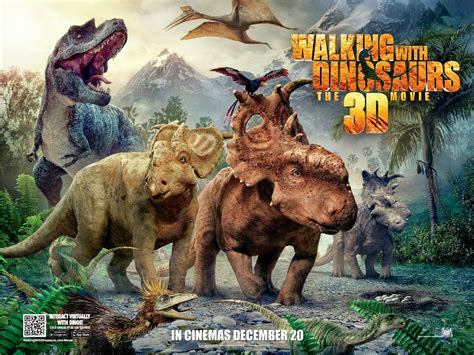 Walking with Dinosaurs | The Nerds Uncanny