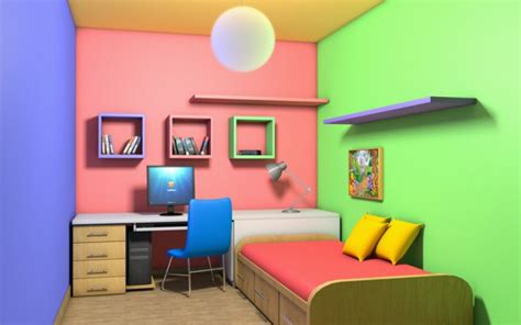 Wall Color Combinations, The Attention Put On