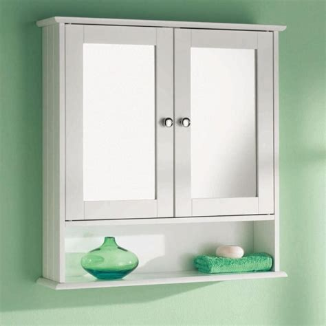 wall mounted bathroom mirrored cabinet 6234 p%5Bekm ...