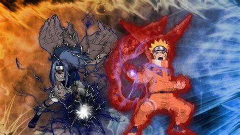 Wallpaper do Naruto e do Sasuke 1920x1080 HD | FundosWiki.com