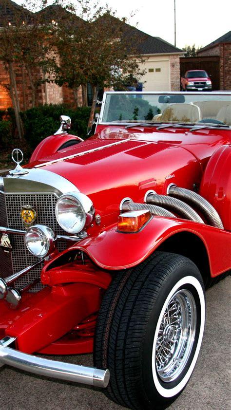 Wallpaper Excalibur Phaeton, Mercedes Benz SSK, classic ...