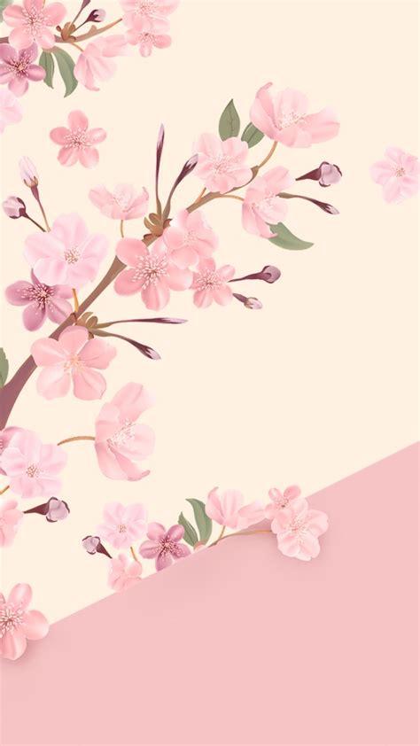 Wallpaper Flores Delicadas by Gocase, flowers, flores ...