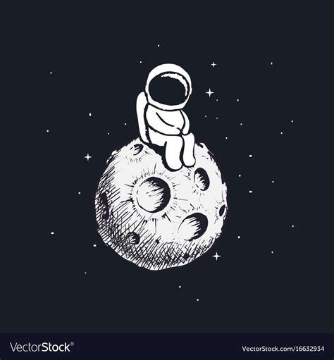 Wallpaper galático    Astronautas dibujos, Ilustraciones ...