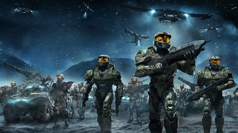 Wallpaper Halo Wars, video games 3840x2160 UHD 4K Picture ...