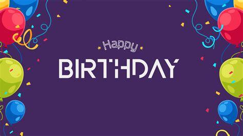 Wallpaper Happy Birthday, HD, Celebrations / Most Popular ...