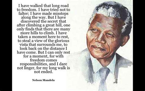 """Wallpaper: Historical Leadership to Freedom """"Nelson Mandela"""""""