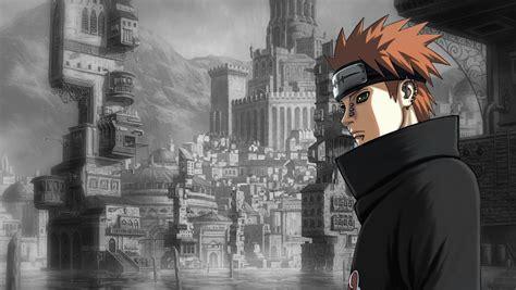 Wallpaper : Naruto Shippuuden, Uzumaki Nagato, naruto ...