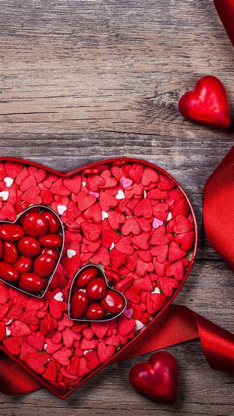 Wallpaper Valentine s Day, 2019, love image, heart, 8k ...