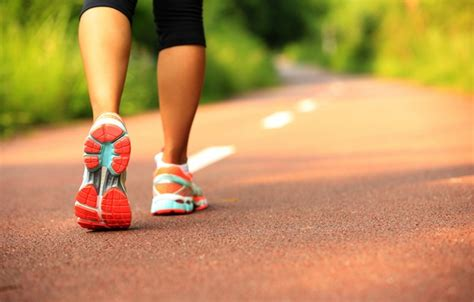 Wallpaper walking, running shoes, jogging, outdoor ...