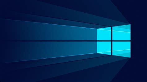 Wallpaper Windows 10, Minimal, Stock, Logo, Microsoft, 4K ...