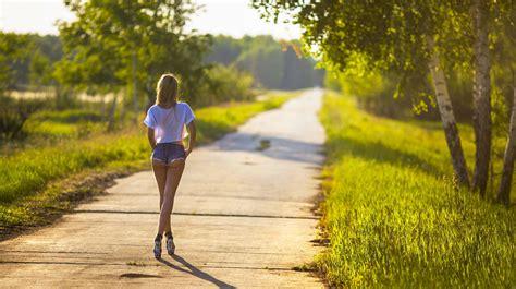 Wallpaper : women outdoors, model, blonde, ass, grass ...