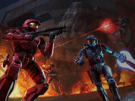 Wallpapers HD: Wallpapers de Halo 1, 2, 3  17  Fondos de ...