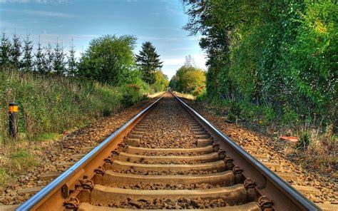 wallpapers: Railway Line Wallpapers