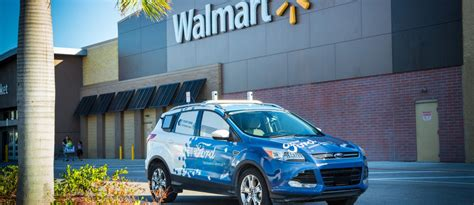Walmart and Ford to Test Grocery Delivery with Self ...