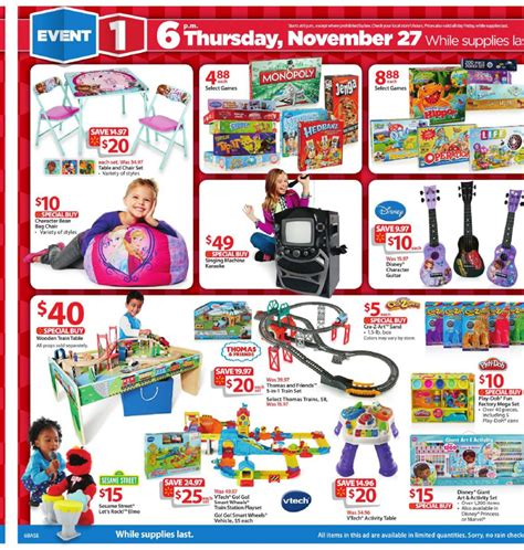 Walmart Black Friday 2014 Sales Ad: See Best Deals For ...