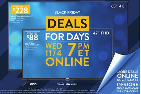 Walmart Black Friday 2020: See ad for Walmart's first ...