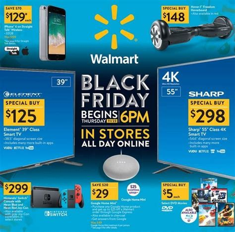 Walmart Black Friday ad 2017: Thanksgiving store hours ...
