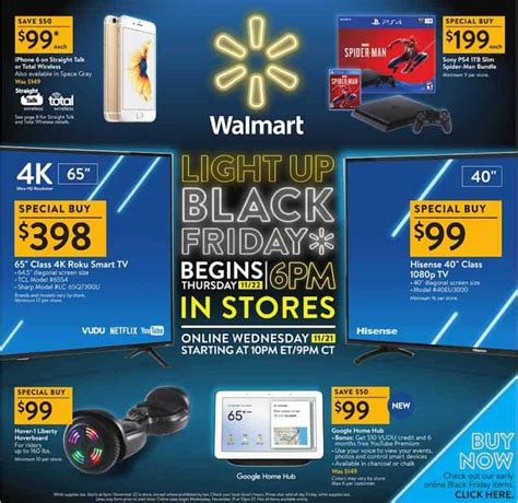 Walmart Black Friday Ad is Live! Plus Grab Deals NOW ...