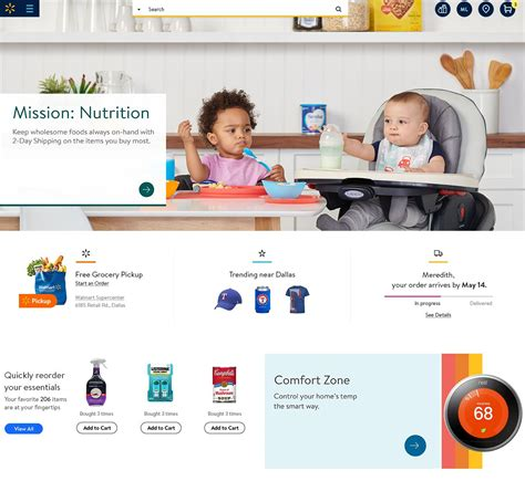 Walmart.com Gets a Massive Redesign  With images    Css ...
