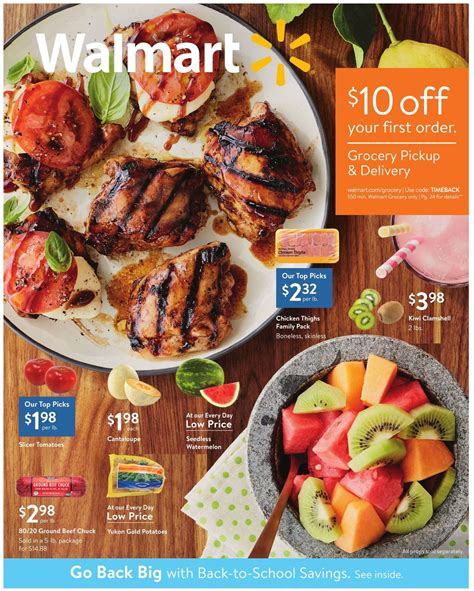 Walmart Current weekly ad 07/26   08/10/2019   frequent ...