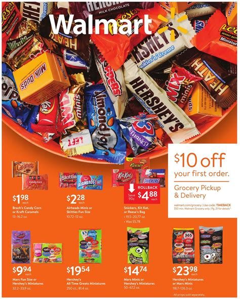 Walmart Current weekly ad 10/13   10/31/2019   frequent ...