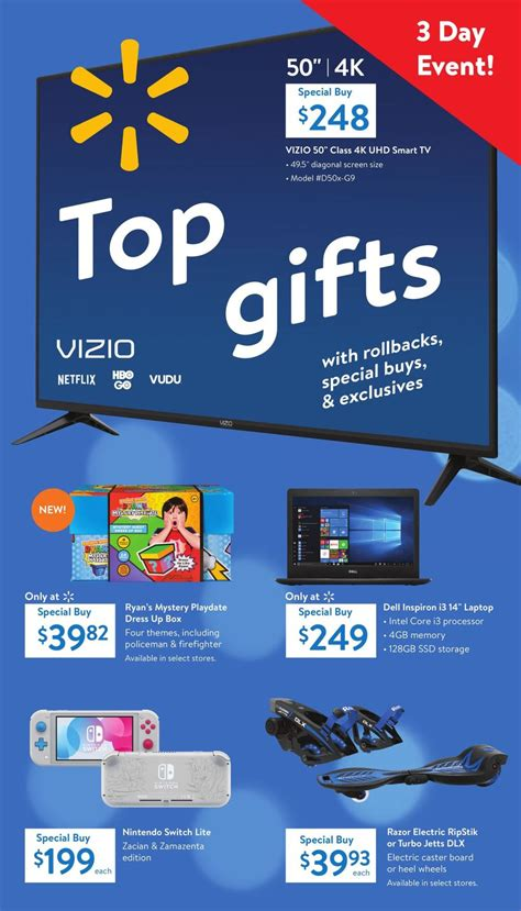 Walmart Current weekly ad 11/08   11/10/2019   frequent ...