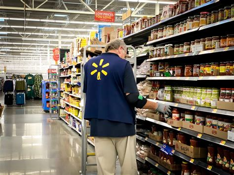 Walmart drops roving robots for inventory tracking ...