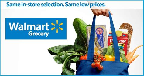 Walmart Grocery: $10 Off On Order $50+