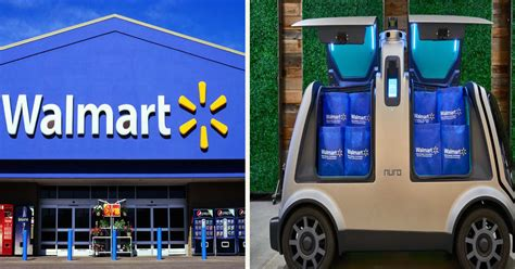 Walmart Grocery Delivery Could Come By A Self Driving ...