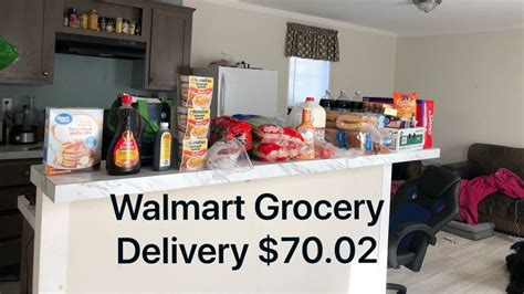 Walmart Grocery Delivery   YouTube