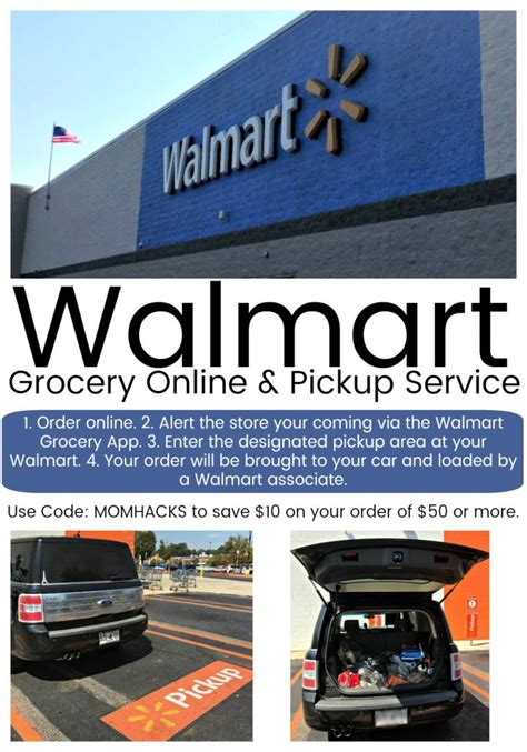 Walmart Grocery Gives Curbside Delivery Right to Your Car