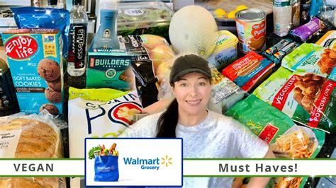 Walmart Grocery Haul!   Vegan & Prices Shown!   September ...