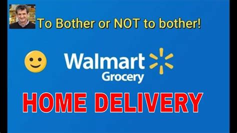 Walmart Grocery   Home Delivery   YouTube