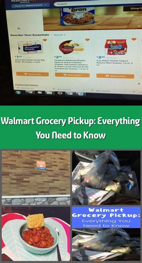 Walmart Grocery Pickup: Everything You Need to Know   Is ...