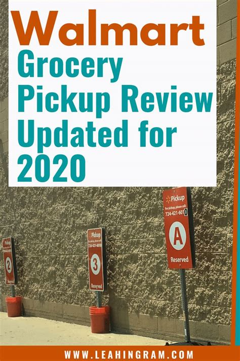 Walmart Grocery Pickup Review Update 2020   Walmart ...