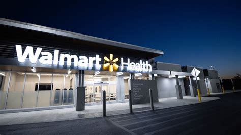 Walmart Health Provides Care For All to Save Money and ...